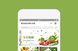 重庆绿色农精业电商