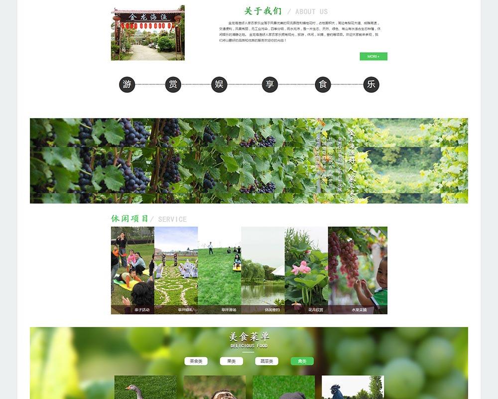 农家乐网站-金龙海渔好人家-3.jpg