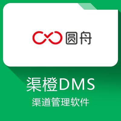 渠橙DMS-平台渠道营销数据实时管理软件
