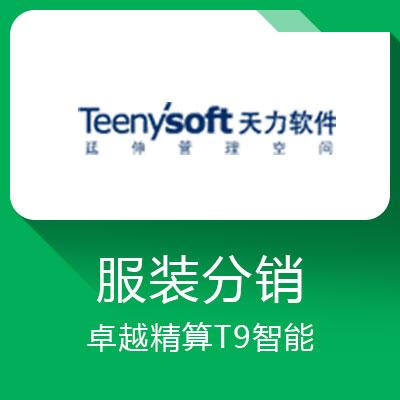 卓越精算T9-服装分销管理系统
