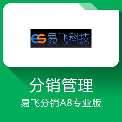 易飞分销A8专业版——经销商专用高端业务管理系统