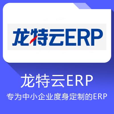龙特云ERP-成熟的制造业ERP软件