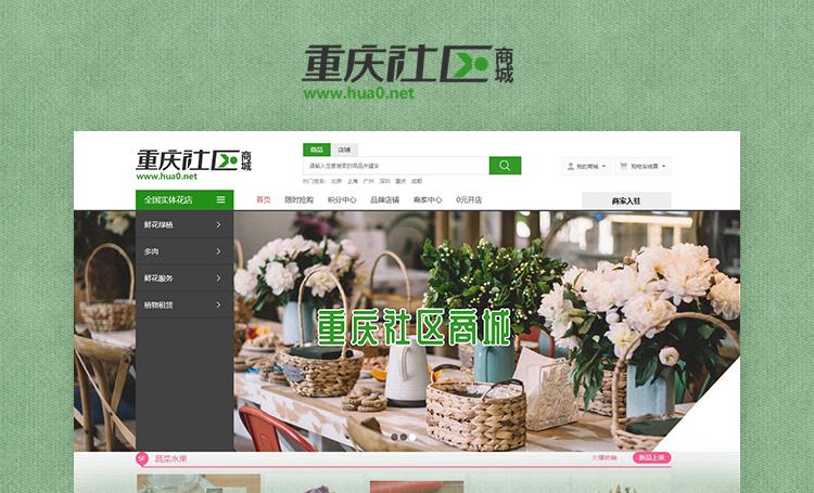 重庆社区商城