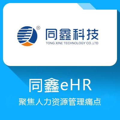 同鑫eHR-聚焦人力资源管理痛点,管理系统一体化