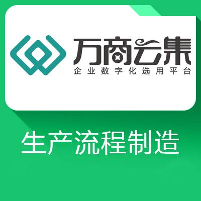 丽晶MRPII-关注企业内部人、财、物等资源的管理