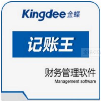 金蝶KIS记账王-简单财务记账和报表处理的轻量级软件