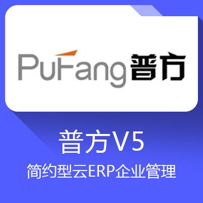 普方V5简约型云ERP企业管理—财务业务、电商供需一体化管理软件