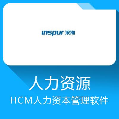 浪潮HCM-基于互联网+的人力资源服务平台