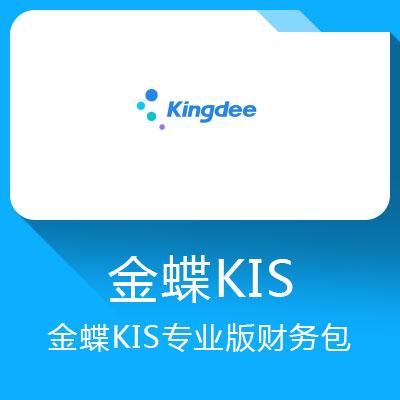 金蝶KIS专业版财务包-500万用户在使用的财务软件