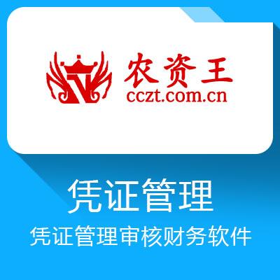 农资王凭证管理-凭证管理审核财务软件
