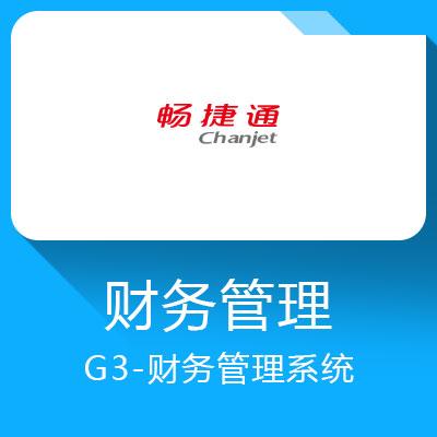 畅捷通G3-财务管理系统